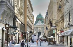 Pedestrian Vienna