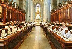 Heiligenkreuz monastery