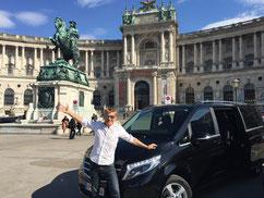 vehículo de lujo: Mercedes V-clase