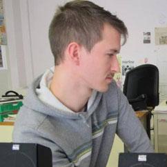 Benjamin Theurier - Réalisateur en communications audiovisuelles