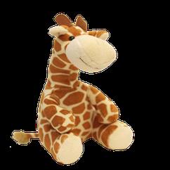 Girafe.  Hauteur assise : 22 cm.
