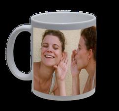 "Mug ""Blanche""."