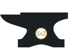CharakterSchmiede Logo, nur Amboss, Anforderung hart im Outdoor Teambuilding für Firmen