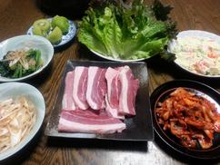 サムギョプサル(韓国料理)