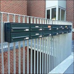 ektools raam constructie brievenbus