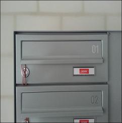 ektools opbouw brievenbus