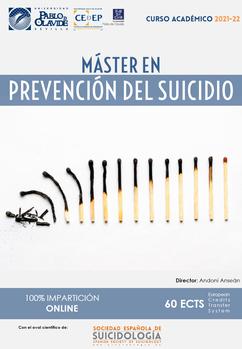 Máster en Conducta Suicida. Curso 2016-17.