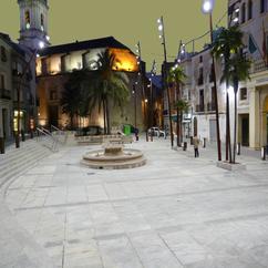 PEGO. Plaza del Ayuntamiento