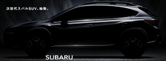 スバル新型XVの画像