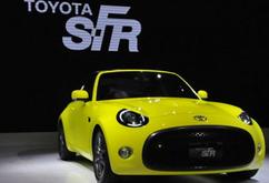 トヨタの新型S-FRの最新情報を公開