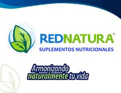 RedNatura Venta por catálogo de suplementos alimenticios en estados unidos usa