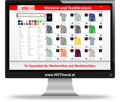 Textileworld Druck und Stick Tarrenz Nassereith Imst Mils Schönwies Karres Pitztal HOTtrend Druckerei Stickerei in TIROL STICK-Tirol Tirol-Stick-Druck Stickdesign