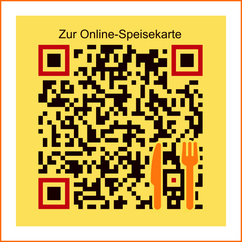 QR-Code Gasthaus Scheune