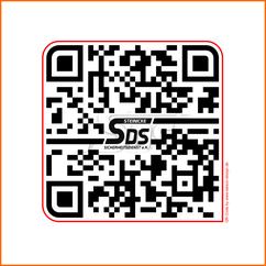 QR-Code SDS Sicherheitsdienste