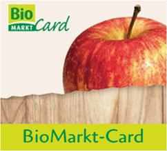 BioMarkt-Card von Naturkost Schwarz in Wetzlar