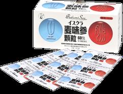 麦味参顆粒|第3類医薬品(イスクラ産業株式会社)眼・目の症状を改善する漢方薬