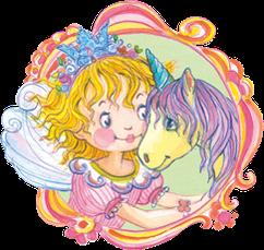 Ausmalbilder Prinzessin Lillifee