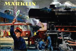 1956 Märklin Katalog DE