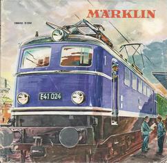 1960-61 Märklin Katalog DE