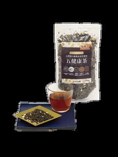 小川園 五健康茶