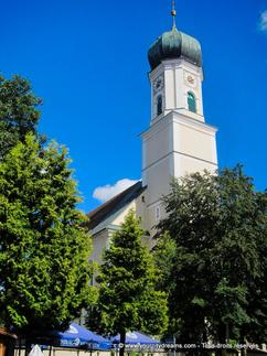 église Oberammergau