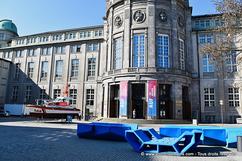 Le deutsches Museum, musée des sciences et techniques de Munich