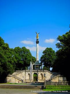 Colonne de la paix de Munich