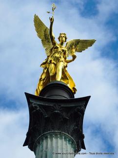 Ange de la paix - Munich