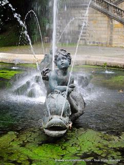 Fontaines à Munich