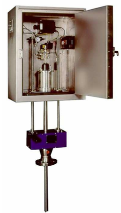 Automatic Sampling API 8.2, Crude Oil Liquid Sampler, Automatic liquid sampling, Probe Sampler, ISO-3171, ASTM D.4177 sampling, Air actuated sample extractor, Automatic sampling, inline probe sampling systems, water and sediment in crude oil sampling,