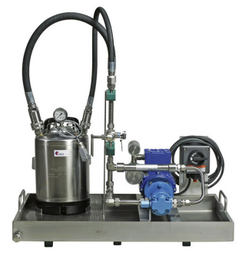 Laboratory Mixing System for oil water-cut Karl Fischer Water Content Analysis, water content, water determination