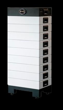 BYD B-Box Battery-Box HV
