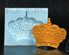 Krone Mould Silikonform