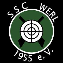 Vereinslogo des SSC Werl