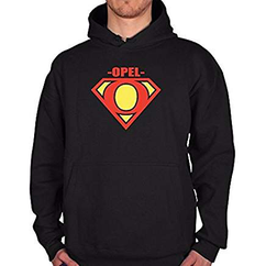 Opel Fan Hoodie,Pullover,OPC Tuning,Opel Tuning, Astra,Mocca,Vectra,Insignia