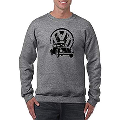 VW Käfer Fan Pullover,Käfer Tuning