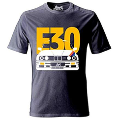 BMW E30 Tuning, Fan Auto T-Shirt