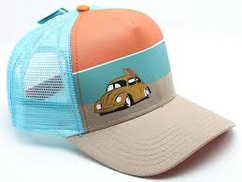 VW Käfer Tuning Fan Trucker Cap,Mütze
