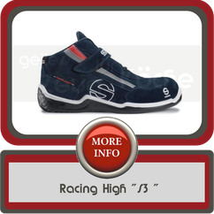 Schuhe racing high s3