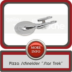 "Pizza Schneider ""Star Trek"""