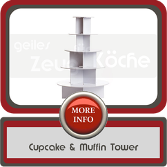 Cupcake & Muffin Tower