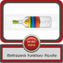 Mehrzweck Funktions Flasche