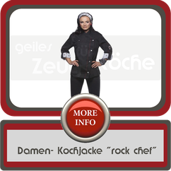 Damenkochjacke rock chef