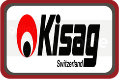 Logo Kisag Switzerland