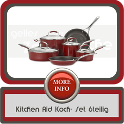 Kitchen Aid Koch- Set 6teilig