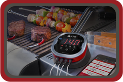 iGrill 2 Mini BBQ Bluetooth Infrarot Thermometer