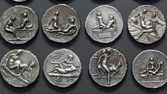 Römische Bordellmünzen