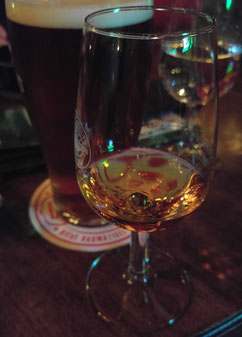 Whisky im Glas: Glenmorangie A Midwinter Night's Dram