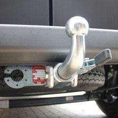 Peugeot Boxer AHK-Kastenwagen-abnehmbar