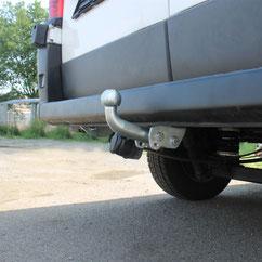 Anhängerkupplung Fiat Ducato Kastenwagen starr